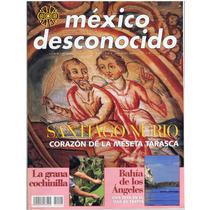 Revista México Desconocido Santiago Nurio #292