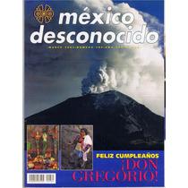 Revista México Desconocido Don Gregorio #289