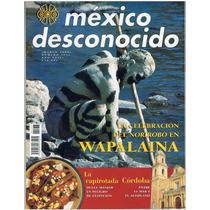 Revista México Desconocido Wapalaina #277