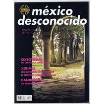 Revista México Desconocido Oxtoticpac #264