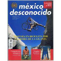 Revista México Desconocido Sierra De La Giganta #274
