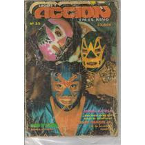 Luchas Y Accion En El Ring. (año-1992) # 32 $ 65.00