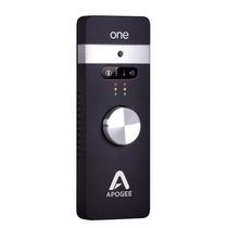Apogee One Interface De Audio Y Microfono Para Ipod, Mac Vv4