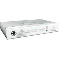 Behringer Fca202 Interface De Audio Firewire Graba A 24 Bits