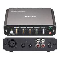 Tascam Us-125 Interface Usb Profesional Con Funcion De Mixer