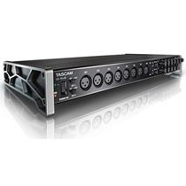 Tascam Us-16x8 Interface Usb Profesional De Estudio 24 Bits
