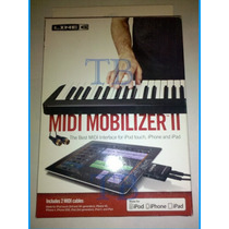 Line 6 Midi Mobilizer 2 Interfaz Portatil / Iphone Ipad Ipod