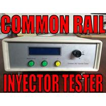 Pulsador Inyector Common Rail (bosch,delphi,siemens)