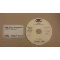 Actualización Usa European 2005 Para Escaner Otc Genisys