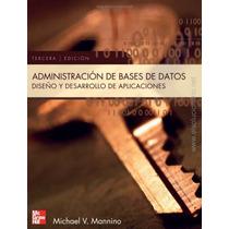 Administración De Bases De Datos Pdf