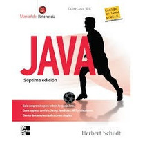 Java, Manual De Referencia Pdf