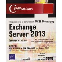 Libro Exchange Server 2013 - Version Digital