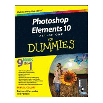 Photoshop Elements 10 All-in-one For, Barbara Obermeier