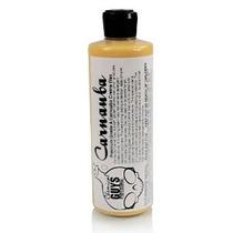 Química Guys Wac10316 Pure Carnauba Creme Wax - 16 Oz