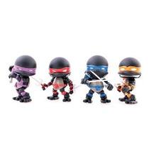 Sdcc 2015 Teenage Mutant Ninja Turtles Sigilo 4-pack