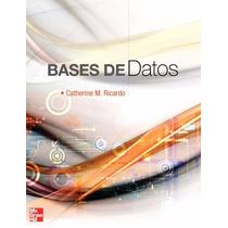 Bases De Datos - Catherine Pdf