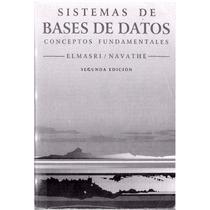 Libro: Sistemas De Bases De Datos Pdf