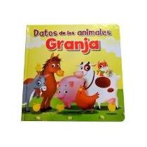 Libro Datos De Los Animales Granja *cj