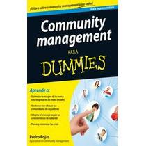 Community Management Para Dummies-ebook-libro-digital
