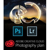 Plan De Adobe Creative Photography Cloud (photoshop Lightroo