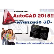 Aprende Autocad En 3d +gratis Envio A Tu Email!