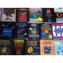 Java, C, Linux, Algebra, Cobol, Compitacion, Redes