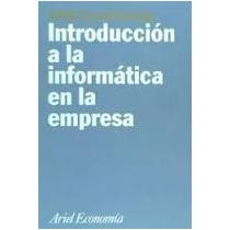 Garachana. Introducción A La Informática En La Empresa Ariel