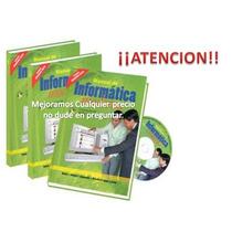 Libros De Informática Moderna 3 Vols + 1 Cd Rom