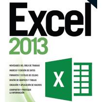 Excel 2013 (libro Digital)