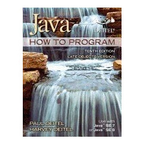 Java How To Program (late Objects) (revised), Paul Deitel