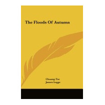 Floods Of Autumn, Chuang-tze