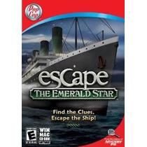 Escape The Emerald Star - Pc / Mac