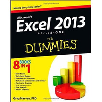 Libro Excel 2013 All-in-one For Dummies