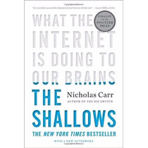 Libro The Shallows: What The Internet Is Doing To Our Brains