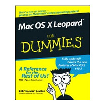 Mac Os X Leopard For Dummies, Bob Levitus