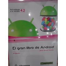 El Gran Libro De Android Jesús Tomás Gironés Envío Gratis