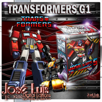 Mega Kit Imprimible 100% Editable Transformers G1 Jose Luis