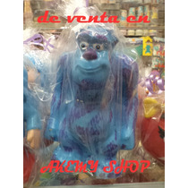 Monster Inc Sully Vela Para Pastel