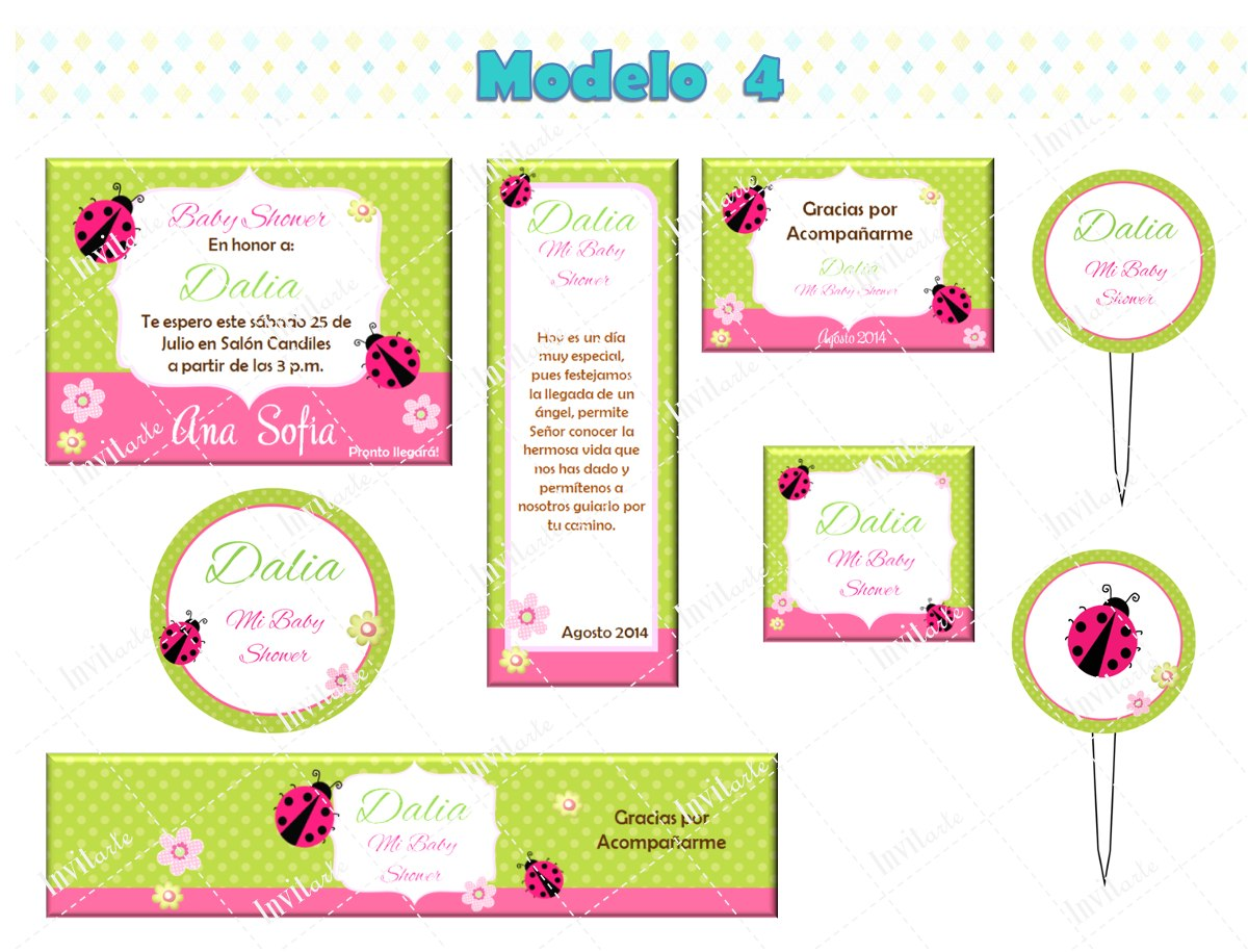 Decoracion Baby Shower Para Imprimir ~ baby shower kit