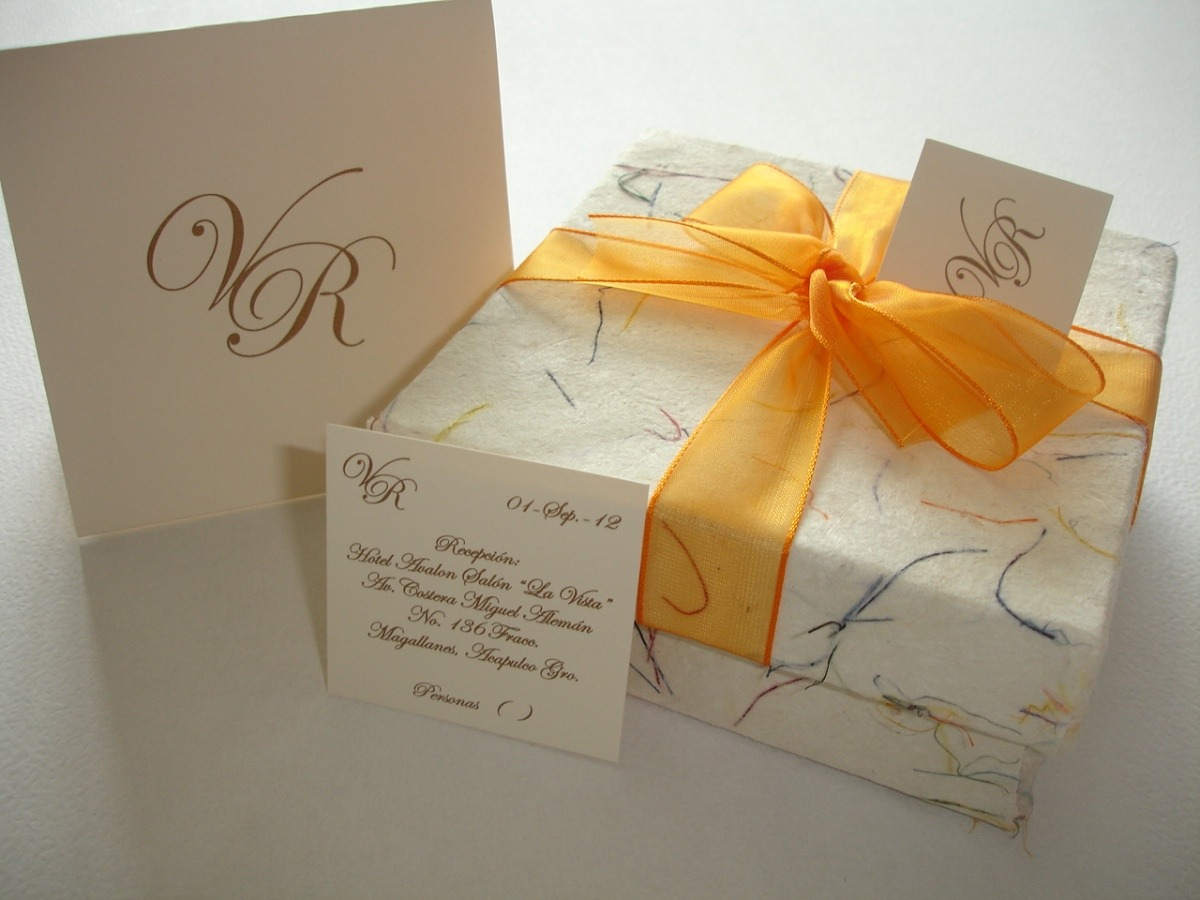 Papel Invitaciones de boda