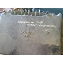 Computadora Pt Crusier 2001 Y Gran Cherokee Limited 2004
