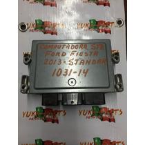 Item 1031-14 Computadora Estandar Ford Fiesta 2013