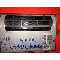 Ecm Ecu Pcm Computadora 98 Jeep Grand Cheroke 4.0 56041840aa