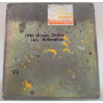 Computadora 1990 Nissan Sentra 1.6l Automatico Ecu Ecm Pcm