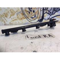 Flauta Riel De Inyectores De Ford Ka 1.6 Original
