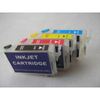 Cartuchos Reseteables Epson Tx110,tx220,tx300f,cx5600