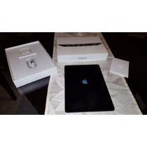 Apple Ipad Air 9.7¨ 16gb, Wifi, Gris Espacial Reestrena
