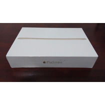 Vendo Ipad Mini 3 16gb + 4g Cel Nueva Sellada
