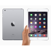 Ipad Mini-3 Wi-fi Retina Tactil 16gb Bt Cam 5mpx Lector Dedo