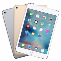 Apple Ipad Mini 4 Retina 16gb Wifi Touch Id Chip A8 A Msi